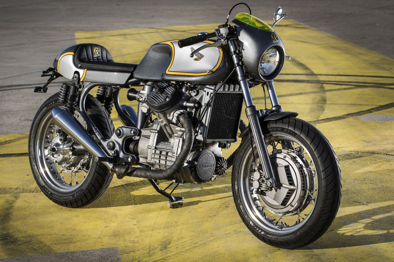 Cx  Cafe Racer